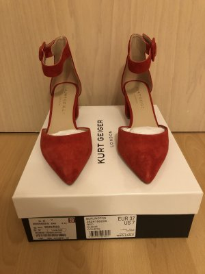Kurt Geiger Pumps - Red/Size 37/NEW