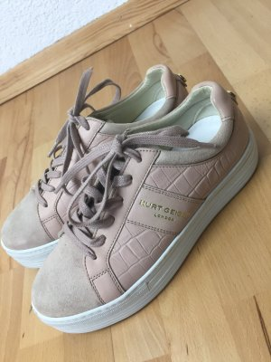 Kurt Geiger sneaker Leder Plateau rosa 38