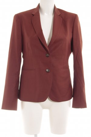 Kurz-Blazer cognac Business-Look