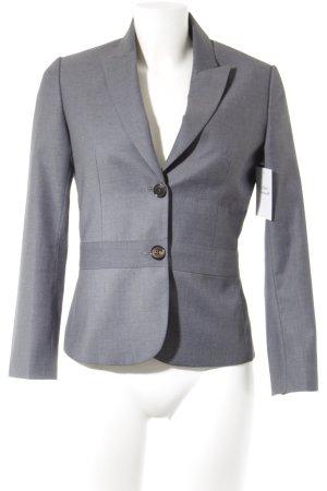 Kurz-Blazer grau Business-Look