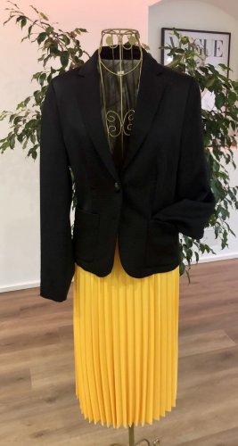 Kurz Blazer mit Wabenstoff - trendy