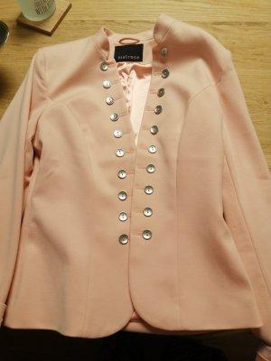 Kurz blazer rosa gr. 40