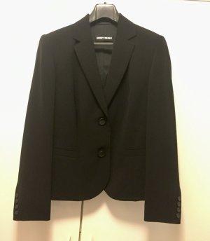 Kurz-Blazer, schwarz Gerry Weber Jacke Kurzjacke Anzug