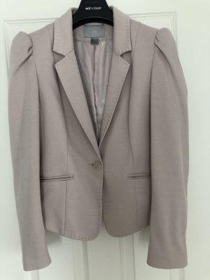H&M Jersey Blazer pink