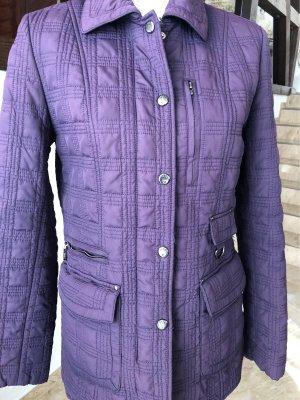 Brax feel Good Short Jacket purple
