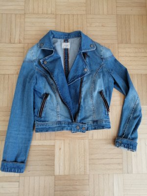 Mango Jeans Denim Jacket blue