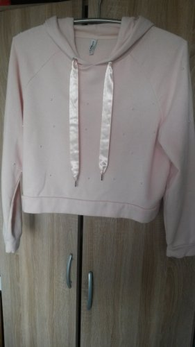 no name Top Polo rosa