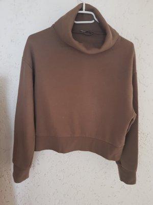Kurz Pullover mit Rollkragen Zara Große S