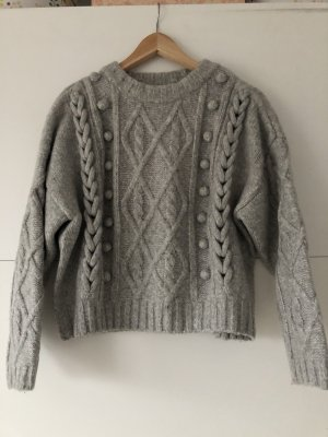 Kurz Pullover mit tollen Details