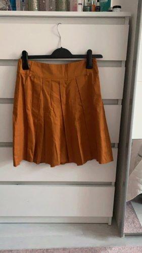Park Bravo Miniskirt dark orange