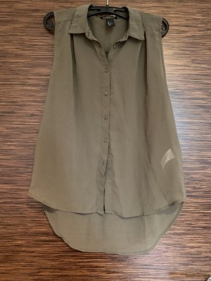 Kurzärmelige Bluse von H&M