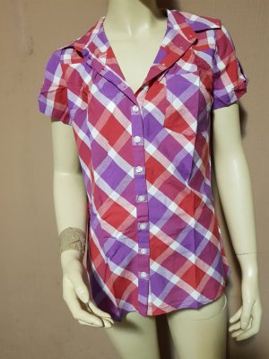 AJC Short Sleeve Shirt multicolored