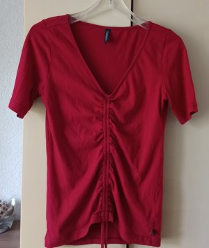 Tranquillo Camiseta rojo oscuro