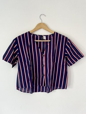 H&M Divided Blouse Shirt multicolored