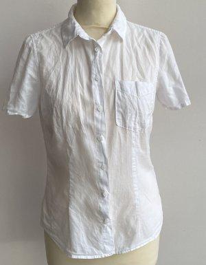 kurzärmlige Bluse • Gr. S