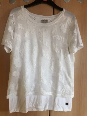 Tkmaxx Short Sleeved Blouse white-natural white