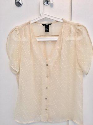 Kurzärmlige H&M Bluse