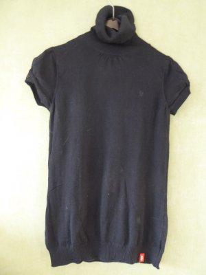 edc by Esprit Koszulka z golfem czarny