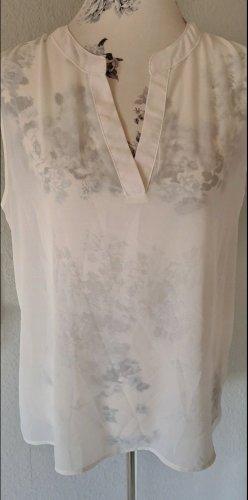 Amisu Top koszulowy biały