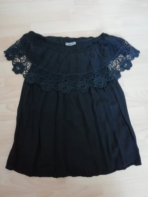 holly's Blouse Top black