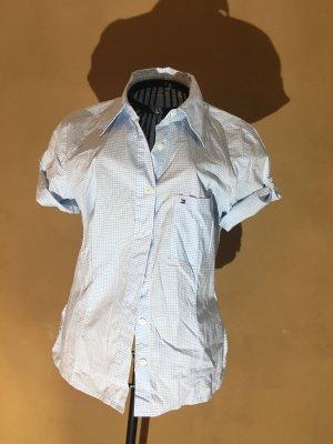 Kurzarm Bluse Gr. 6=S Tommy Hilfiger