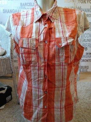 John Baner Blusa-camisa multicolor