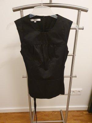 kurzarm bluse mit band von Hallhuber Gr. 36