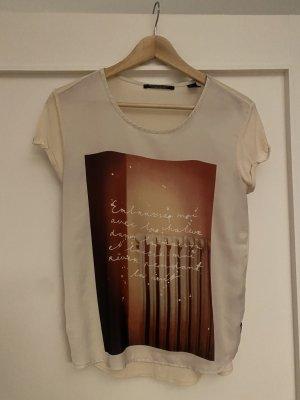 Kurzarm Bluse / Shirt