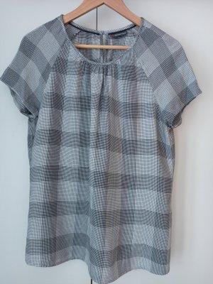 Kurzarm Bluse Shirt Größe 36