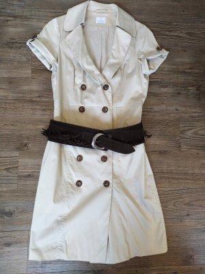 Madeleine Coat Dress oatmeal