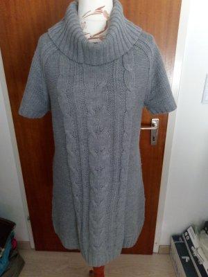 Blue Motion Sweater met korte mouwen grijs Acryl