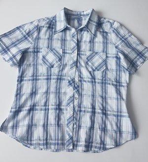 Chemise à manches courtes multicolore