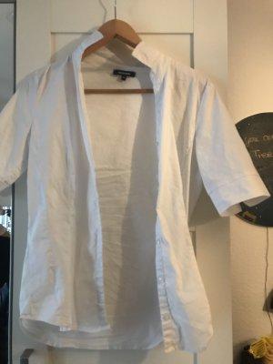 More & More Shirt met korte mouwen wit