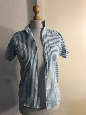 Camisa de manga corta multicolor
