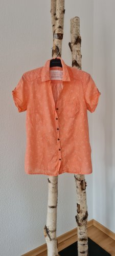 Opus Koszulowa bluzka brzoskwiniowy