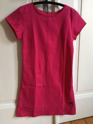 Kurzarm-Kleid, KENZO JUNGLE, pink