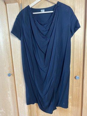 Object Robe à manches courtes noir