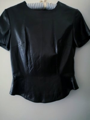 Crazy Outfits Short Sleeved Blouse multicolored leather