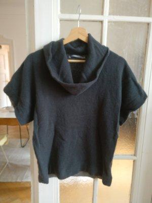 InWear Maglione a maniche corte grigio scuro-grigio Lana