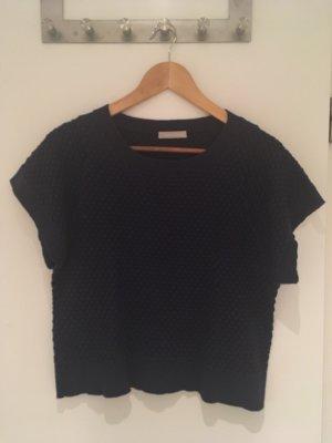 Kurzarm-Pullover von Stefanel in Größe 38 (M)