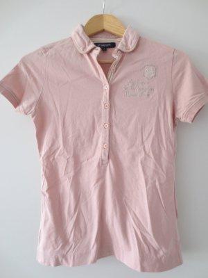 Kurzarm Shirt, Gr. 36/S, Mc Gregor, rosa, 2x getragen