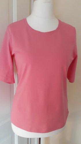 Betty Barclay Shirt basique rose-rose coton