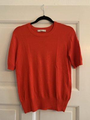 Kurzarm Strick Shirt