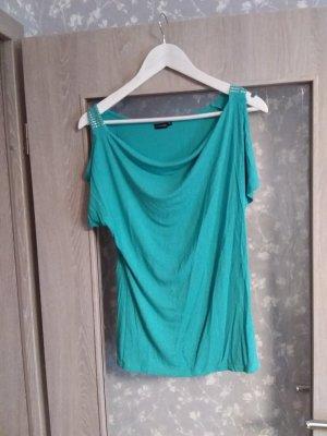 BODY FLIRT T-shirt turchese