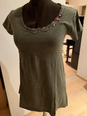 Avoca Shirt Tunic khaki