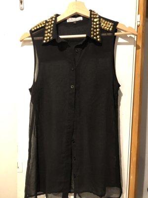 Parisian Short Sleeved Blouse black