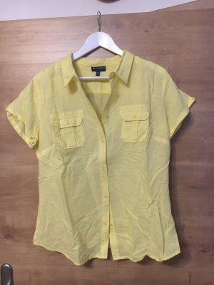 Biaggini Short Sleeved Blouse primrose
