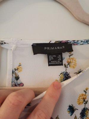 Primark Blusa in seta bianco-bianco sporco