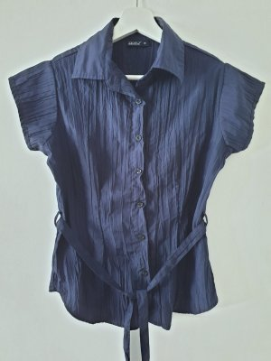 okay Short Sleeved Blouse multicolored polyester