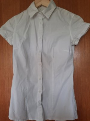 Lefties Short Sleeve Shirt white